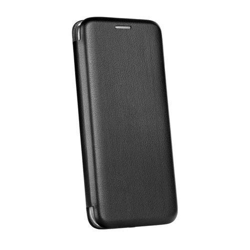 Etui portfel Flip Elegance HUAWEI P SMART czarne magnetyczne