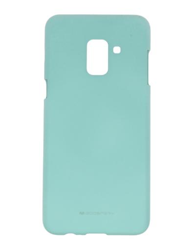 Etui soft jelly Samsung A5/ A8 2018 mięta
