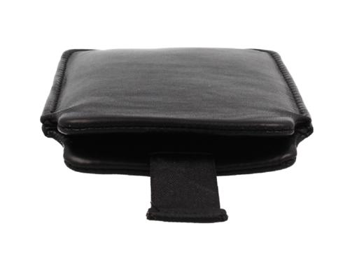 Etui wsuwka skórzana SAMSUNG S5610 czarne