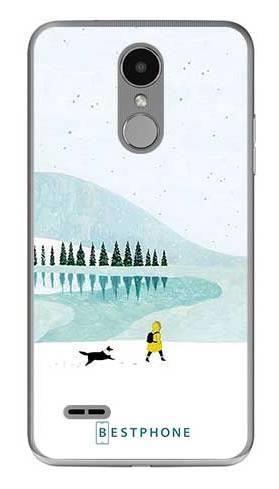 Etui zimowy spacer na LG K4