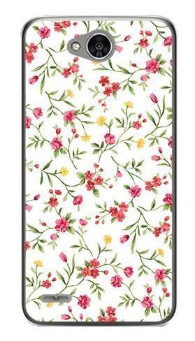 Foto Case LG X POWER 2 kwiatuszki