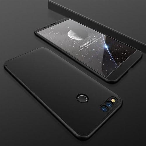 GKK 360 Protection Case etui na całą obudowę przód + tył Huawei Honor 7X czarny