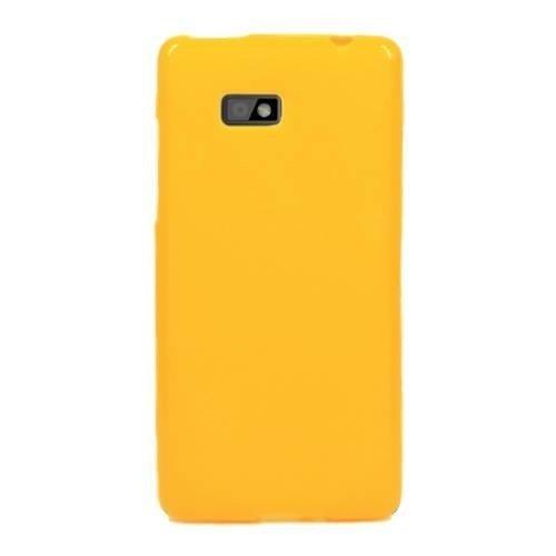 JELLY HTC Desire 600 żółty