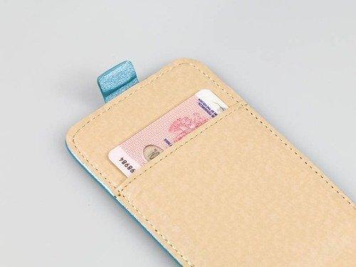 Kabura FLEXI Samsung Galaxy J1 biały