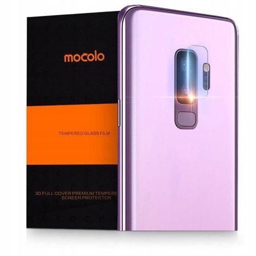 MOCOLO TG+ CAMERA LENS GALAXY S9+ PLUS CLEAR
