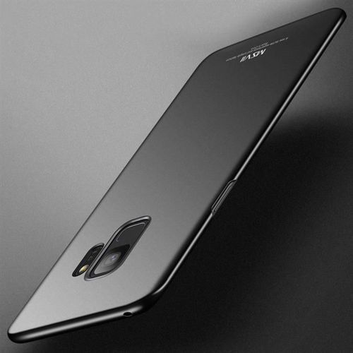 MSVII Simple ultracienkie etui pokrowiec Samsung Galaxy S9 G960 czerwony