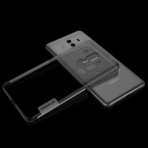 NILLKIN NATURE TPU Huawei MATE 10 PRO szary