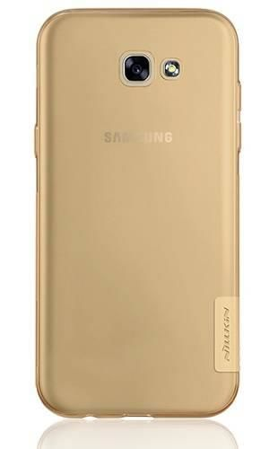 NILLKIN NATURE TPU Samsung Galaxy A5 (2017) brązowy