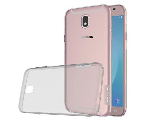 NILLKIN NATURE TPU Samsung Galaxy J7 2017 szary