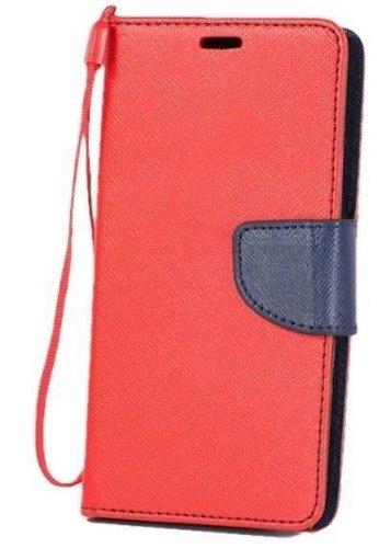 PORTFEL Samsung Galaxy J2 czerwony