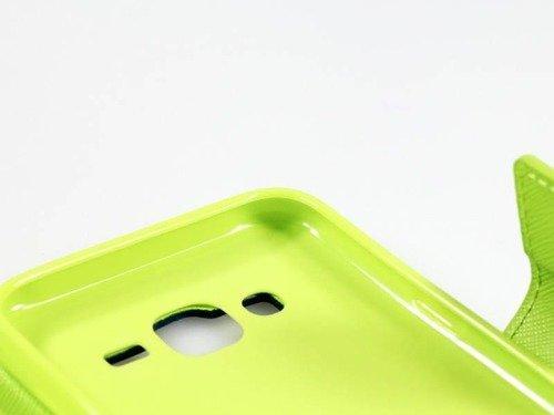 PORTFEL iPhone 5 limonkowy
