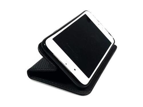PORTFEL magnetyczny Huawei Y5 czarny