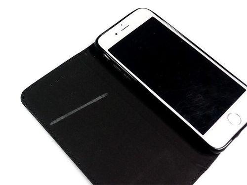 PORTFEL magnetyczny Samsung GALAXY GRAND NEO czarny