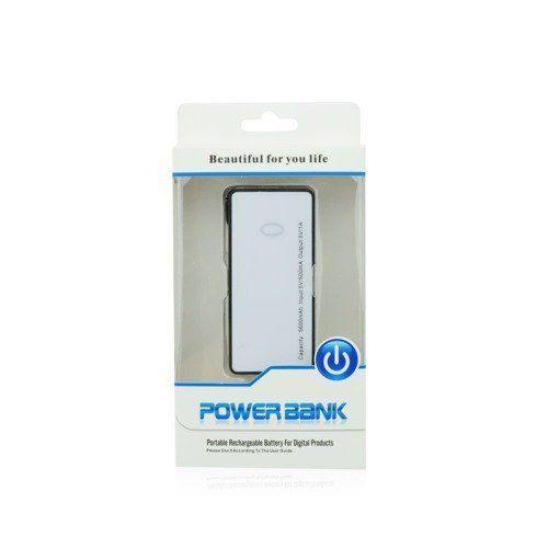 POWER BANK 5600 LI-ION BS ST-508 BIAŁY