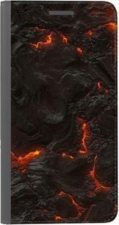 Portfel DUX DUCIS Skin PRO czarna lawa na Huawei Honor 10
