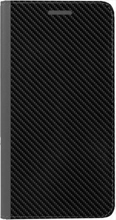 Portfel DUX DUCIS Skin PRO czarne skosy na Huawei Honor 7x