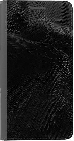 Portfel DUX DUCIS Skin PRO czarny wiatr na Huawei Honor 10