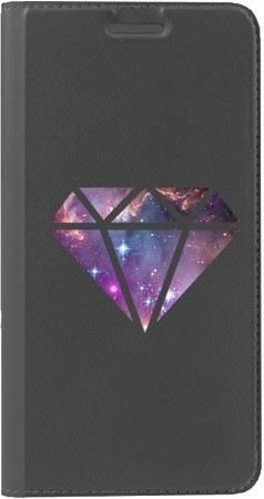 Portfel DUX DUCIS Skin PRO diament galaxy na Huawei Honor 7x