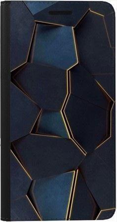 Portfel DUX DUCIS Skin PRO granatowe platformy na Samsung Galaxy A70