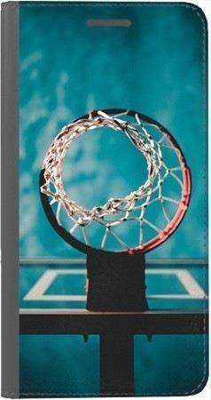 Portfel DUX DUCIS Skin PRO koszykówka na Huawei Honor 7x