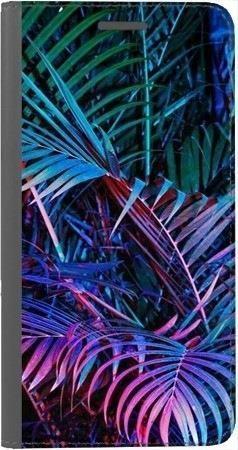 Portfel DUX DUCIS Skin PRO tropikalne fluo na Xiaomi Redmi Note 5a