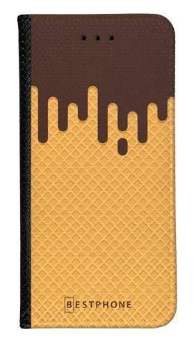 Portfel Wallet Case LG G8 ThinQ wafelek loda