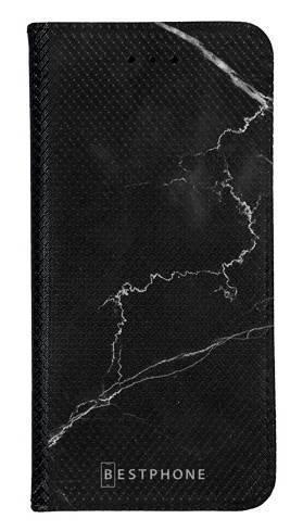 Portfel Wallet Case Samsung Galaxy A20e marmur czarny