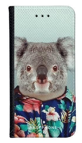 Portfel Wallet Case Samsung Galaxy A5 koala w koszuli