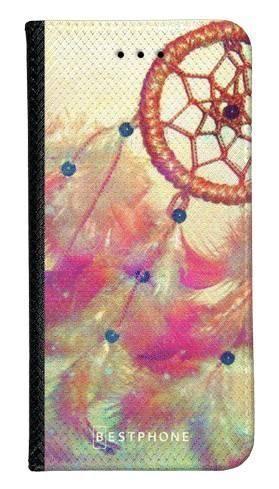 Portfel Wallet Case Samsung Galaxy A60 łapacz snów pórka