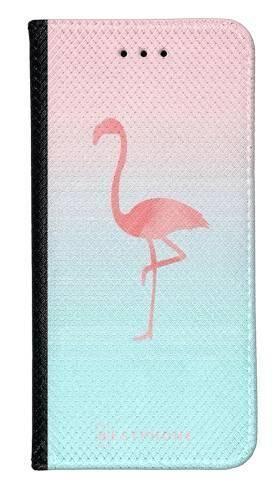 Portfel Wallet Case Samsung Galaxy Core Prime flaming gradient