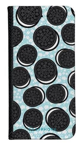 Portfel Wallet Case Samsung Galaxy Note 10 Pro oreo