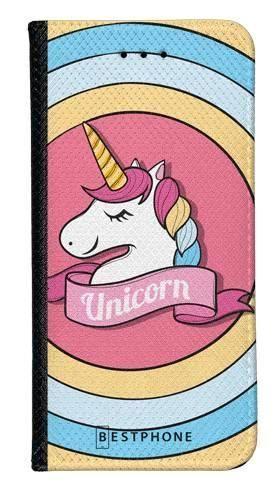 Portfel Wallet Case Samsung Galaxy Note 10 Pro unicorn