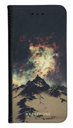 Portfel Wallet Case Samsung Galaxy Note 10 zorza nad górami