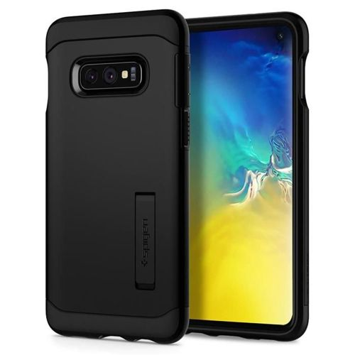 SPIGEN SLIM ARMOR GALAXY S10E BLACK