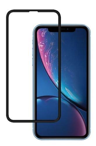 SZKŁO HARTOWANE FULL GLUE iPhone XS MAX czarny