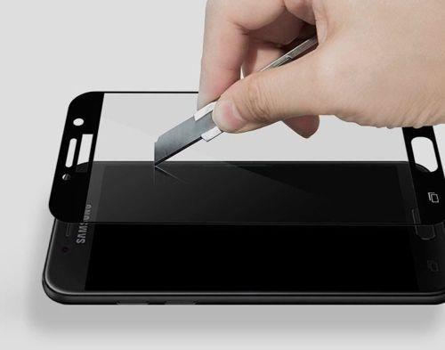 SZKŁO HARTOWANE MOCOLO TG+3D CASE FRIENDLY IPHONE 7/8 BLACK