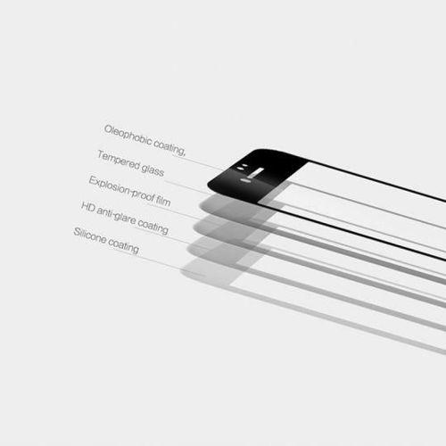 SZKŁO HARTOWANE MOCOLO TG+3D IPHONE 7/7S PLUS WHITE