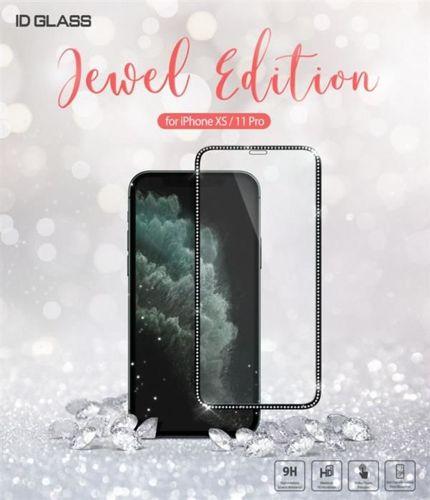 SZKŁO HARTOWANE RINGKE ID DIAMOND GLASS IPHONE 11 BLACK