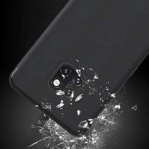 Sleep Case pokrowiec etui z klapką typu Smart Cover Huawei Mate 20 Pro czarny