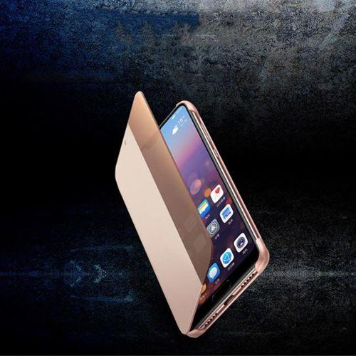 Sleep Case pokrowiec etui z klapką typu Smart Cover Huawei P20 Pro czarny
