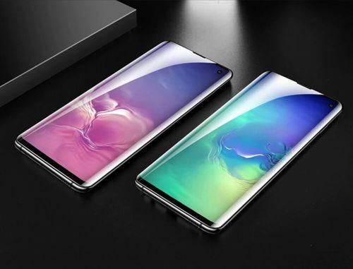 Szkło Hartowane UV GLASS Samsung GALAXY S10 przezroczyste