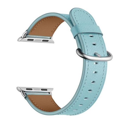 TECH-PROTECT CLASSY opaska pasek bransoleta BAND APPLE WATCH 1/2/3 (42MM) SKY BLUE