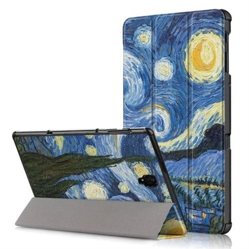 TECH-PROTECT Etui SMARTCASE GALAXY TAB A 10.5 2018 T590/T595 STARRY NIGHT
