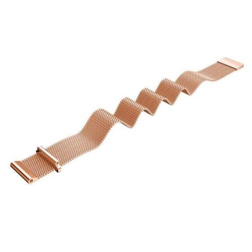 TECH-PROTECT MILANESE opaska pasek bransoleta BAND SAMSUNG GEAR FIT 2/2 PRO ROSE GOLD