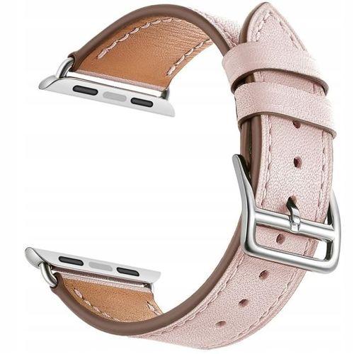 TECH-PROTECT SWEET opaska pasek bransoleta BAND APPLE WATCH (42MM) 1/2/3 PINK