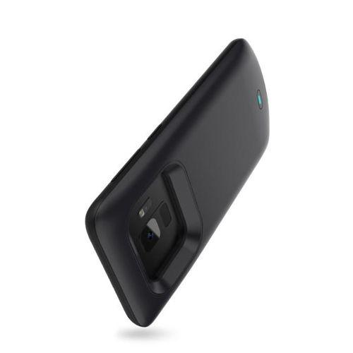 TECH-PROTECT etui z power bankiem 5200MAH GALAXY S9+ PLUS BLACK