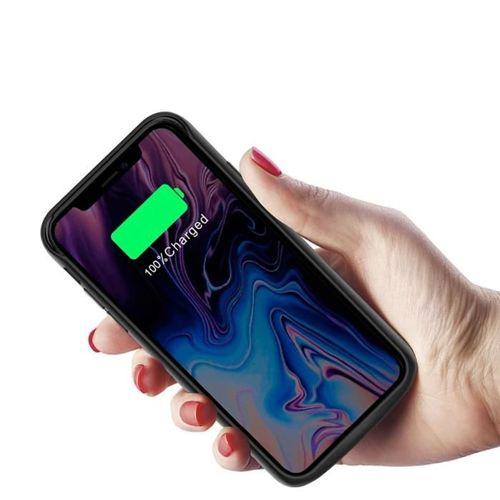 TECH-PROTECTetui z power bankiem 6000MAH IPHONE XR BLACK