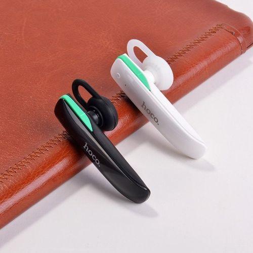 Zestaw słuchawkowy Słuchawka Bluetooth HOCO E1 biały